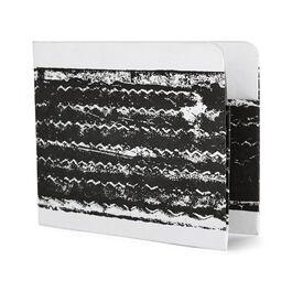 Tire print wallet