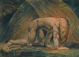 Blake: Nebuchadnezzar