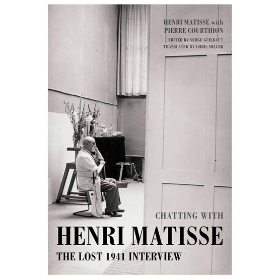 Chatting with Matisse: The Lost 1941 Interview