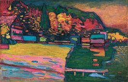 Kandinsky: Lake Starnberg