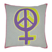 Grayson Perry All Woman cushion cover