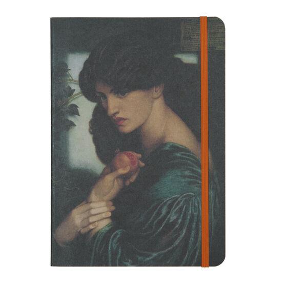 Rossetti A5 notebook