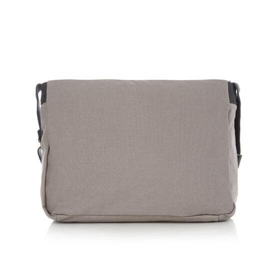 Grey/Orange Ally Capellino satchel