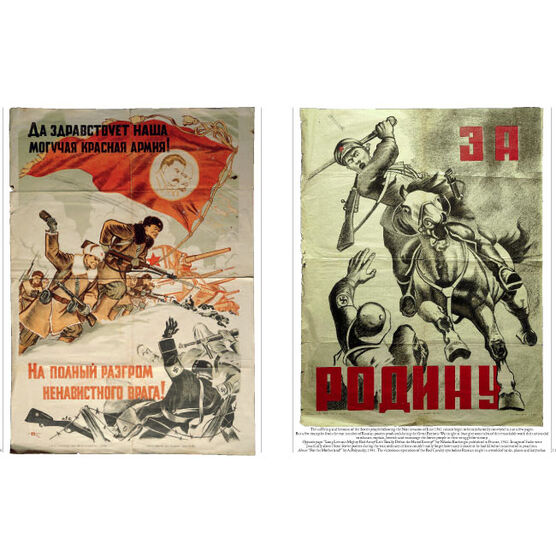 SIGNED Russian Revolutionary Posters