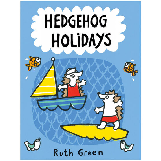 Hedgehog Holidays