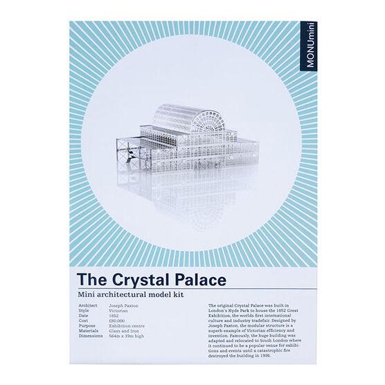 Crystal Palace - mini architectural model kit