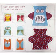 Alice Melvin Cut Out and Sew Hand Puppets