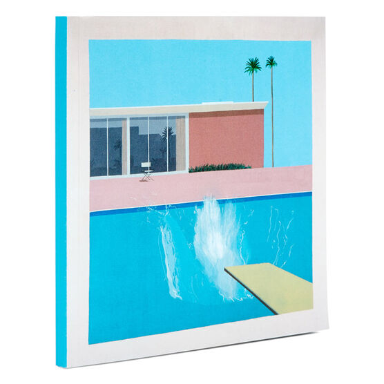 Hockney Bigger Splash Notebook