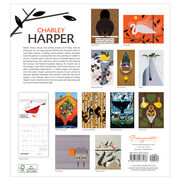 Harper calendar 2017