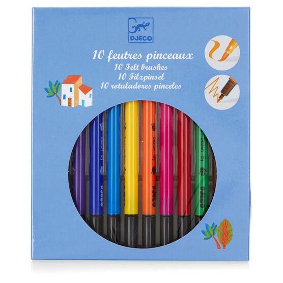 Felt double sided 2xcolour pens