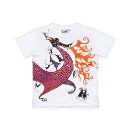 Jill and Dragon T-shirt