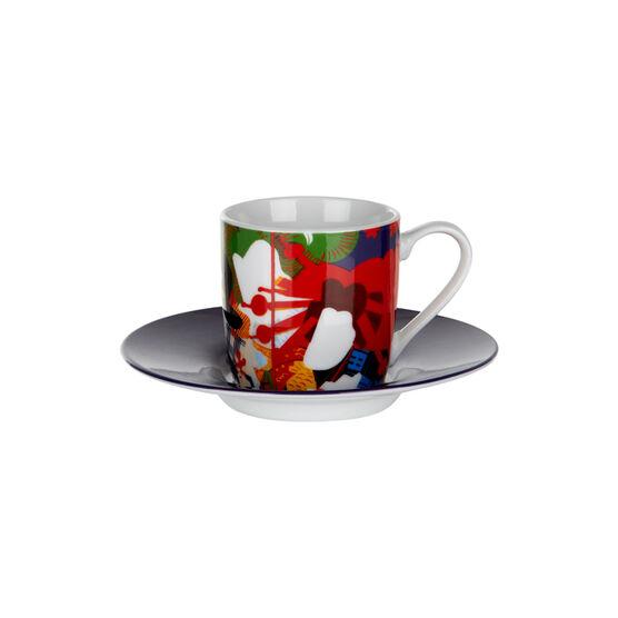 Shinohara espresso cup and saucer