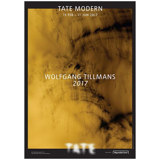 Wolfgang Tillmans Greifbar 29 (exhibition poster)