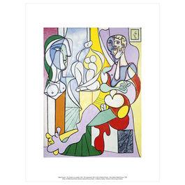 Pablo Picasso: The Sculptor exhibition print