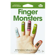 Finger Monsters