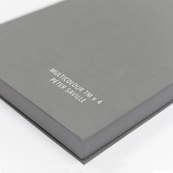 Peter Saville MULTICOLOUR TM portfolio