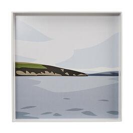 Julian Opie Cornish Coast tray