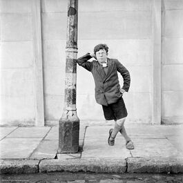 Nigel Henderson: Photograph of Peter Samuels