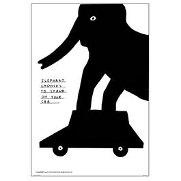 Untitled Shrigley poster