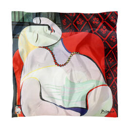 Picasso The Dream square scarf