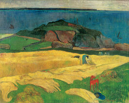 Gauguin: Harvest: Le Pouldu
