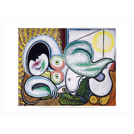Pablo Picasso: Reclining Nude poster
