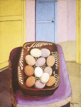 Cedric Morris: The Eggs