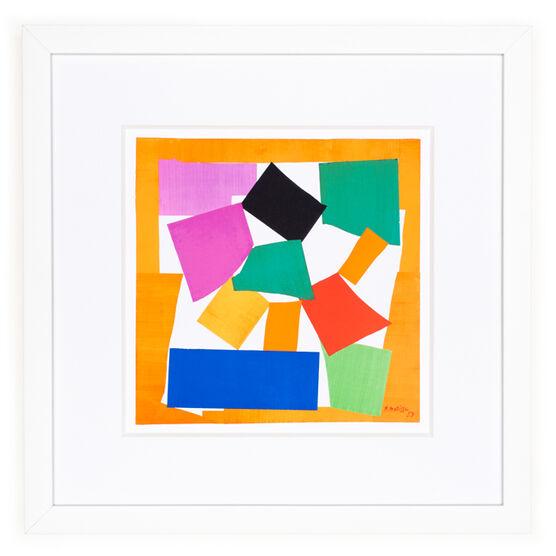 Matisse The Snail (framed print)