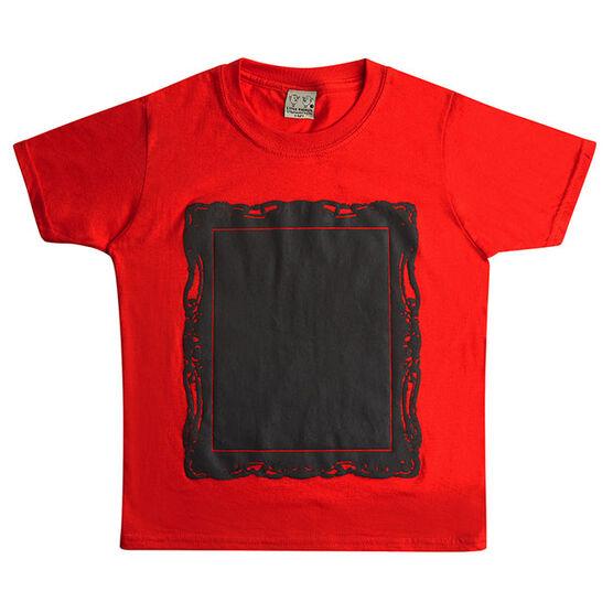 Little Mashers draw on t-shirt