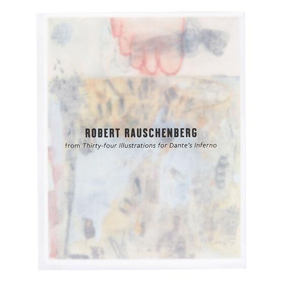 Rauschenberg Dante's Inferno postcard set