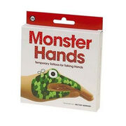 Monster hand tattoos