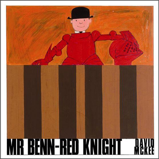 Mr Benn - Red Knight