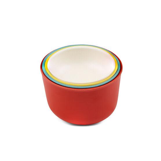 Pronto bamboo measuring cup set