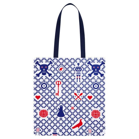 Folk Art Symbols bag