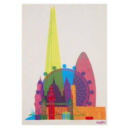 Yoni Alter London tea towel