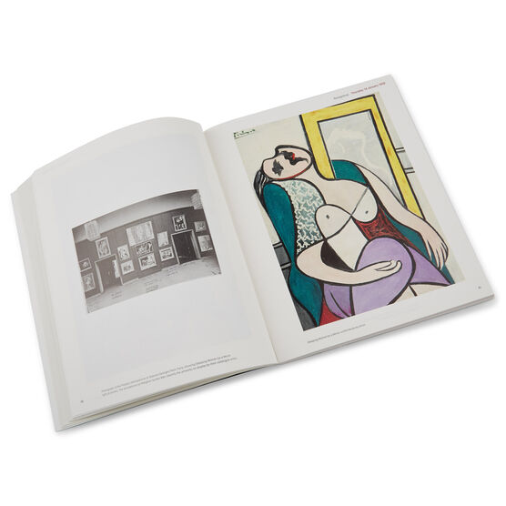 Picasso 1932 exhibition catalogue (paperback)