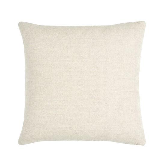Paule Vézelay blue linen blend cushion