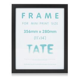 Black mini print frame