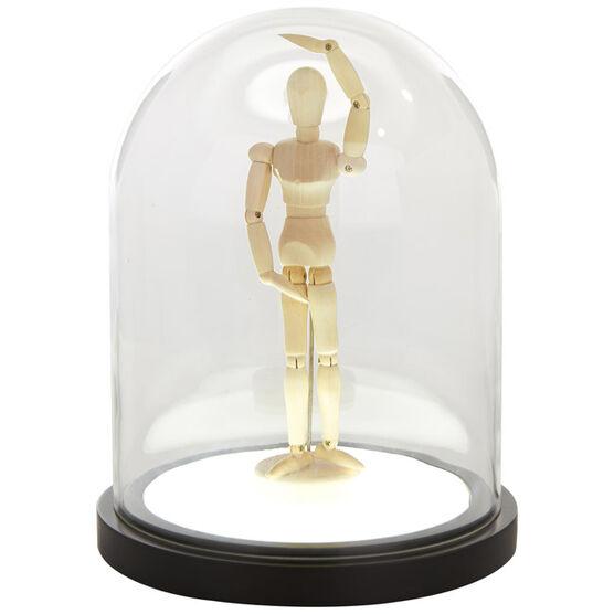 Light up Belle Jar Display
