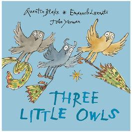 Three Little Owls (paperback)