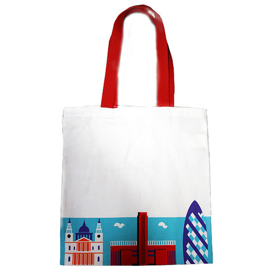 Andy Tuohy London tote bag