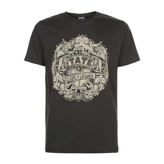 Vic Lee grey t-shirt