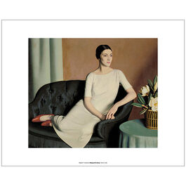 Frampton Marguerite Kelsey (unframed print)