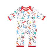 Memphis baby sleep suit