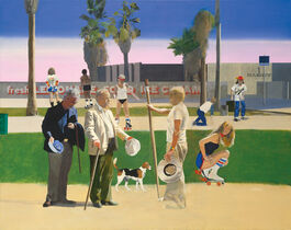 Blake: 'The Meeting' or 'Have a Nice Day, Mr Hockney'