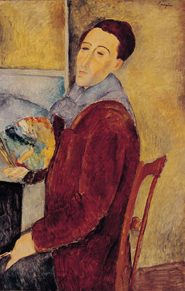 Modigliani: Self Portrait