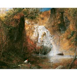 Palmer: The Waterfalls, Pistil Mawddach (custom print)