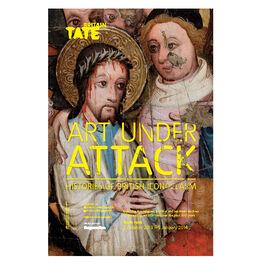 Art Under Attack (exhibition poster)