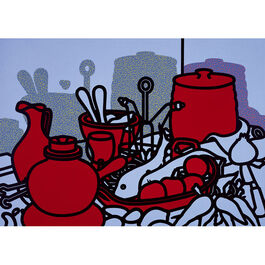 Caulfield: Glazed Earthenware