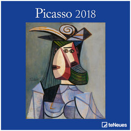 Picasso 2018 calendar